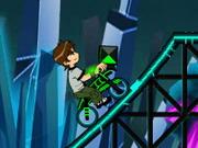 Ben 10 Bmx Stunt 2