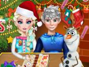 Elsa Naughty Christmas