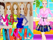 Barbie Job Interview Dressup