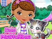 Doc Mcstuffins: Stray Kitten Caring